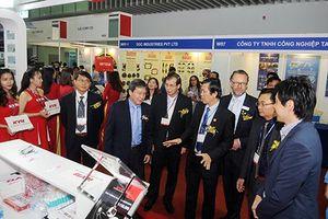 Triển lãm thương mại hàng đầu khu vực ngành dịch vụ ô tô Việt Nam