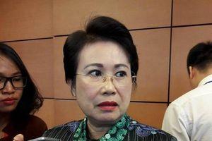 Bà Phan Thị Mỹ Thanh vẫn hoạt động ĐBQH bình thường