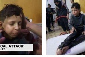 Nga đưa cậu bé Syria tới OPCW chứng minh vụ dàn dựng vũ khí hóa học