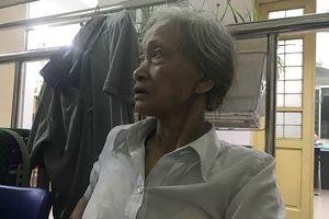 Nạn nhân bị xe điên kéo lê trăm mét ở Hà Nội vẫn phải thở máy