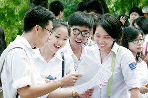 Thí sinh đăng ký đến 29 nguyện vọng xét tuyển đại học