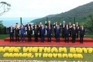 Dư luận quốc tế nói về sự kiện APEC 2017 tại Việt Nam