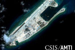 Trung Quốc khánh thành tượng đài kỷ niệm việc xây dựng phi pháp ở Biển Đông