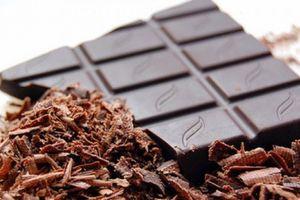 Chocolate giúp giảm nguy cơ đột quỵ ở nam giới