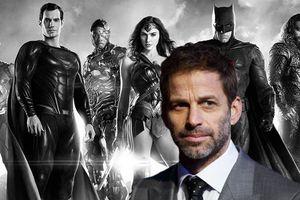 Sau khi rời khỏi ghế đạo diễn phim 'Justice League', Zack Snyder quyết định không xem phim này