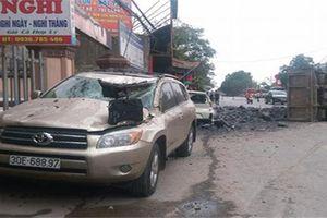 Vụ tài xế bẻ lái cứu 2 nữ sinh: Chủ xe Toyota nhận bồi thường, viết đơn bãi nại