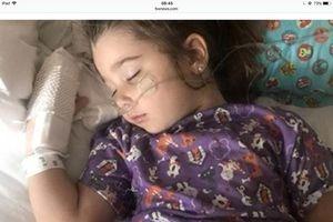 Cô bé 4 tuổi nhập viện vì 'chết đuối khô' khiến nhiều phụ huynh lo lắng