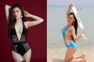 Thư Dung tung ảnh 'bỏng mắt', quyết tâm chinh phục Miss Eco International 2018