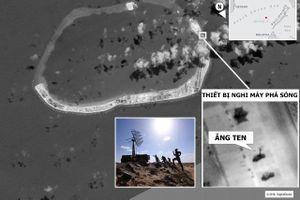VN phản đối TQ lắp đặt thiết bị gây nhiễu sóng ở Trường Sa