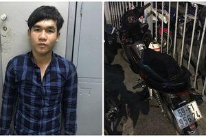 Tên cướp kéo lê cô gái ở TP.HCM không tin mình bị bắt