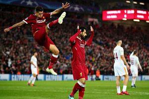 Mohamed Salah tỏa sáng rực rỡ, Liverpool đại thắng AS Roma
