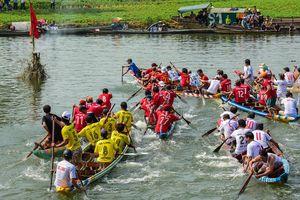 Lễ tế Bà Tơ khai hội sóng nước Tam Giang