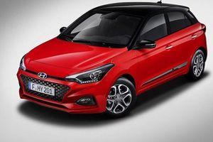 Hyundai i20 2019 hoàn toàn mới: Trẻ trung và hiện đại hơn