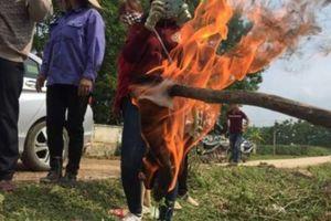 Giếng nước nhiễm dầu ở Hà Tĩnh: Lộ diện đơn vị chịu trách nhiệm