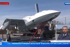 Bí ẩn UAV mới của Nga sẽ xuất hiện trong lễ duyệt binh 9/5