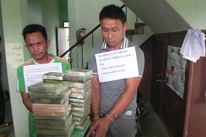 Triệt phá thành công Chuyên án 088Av, thu giữ 33 bánh heroin