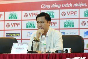 Bầu Tú tuyên bố rút lui, không tranh cử Phó Chủ tịch VFF