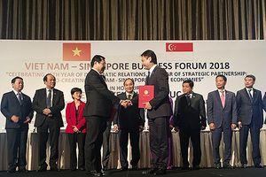 Thủ tướng chứng kiến Đà Nẵng thu hút giới đầu tư Singapore