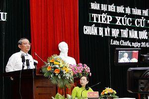 Ông Trương Quang Nghĩa nêu lý do Đà Nẵng chọn hợp tác Singapore