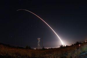 Quân đội Mỹ tiếp tục thử nghiệm ICBM Minuteman III