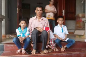 Vợ bỏ chồng và ba con đi theo 'Hội thánh Đức Chúa Trời'