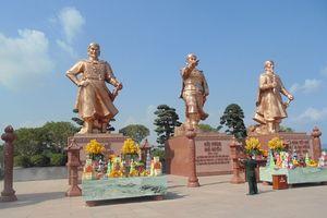 Hải Phòng: Lễ hội Bạch Đằng Giang tại đền Tràng Kênh