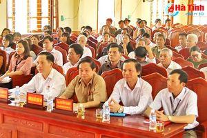 Cử tri Hương Sơn đề nghị ưu tiên các nguồn lực để hoàn thiện cơ sở hạ tầng