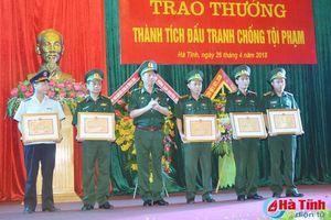 Trao thưởng lực lượng phòng chống ma túy về thành tích phá chuyên án 479L