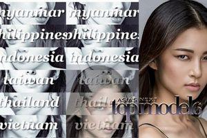 Vừa hé lộ thí sinh, fan phát hiện Nhật - Hàn vẫn còn 'dỗi hờn' Top Model Châu Á nhiều lắm
