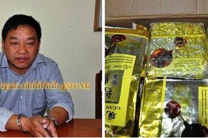 Bắt giữ 2 đối tượng mua bán trái phép 30kg ma túy đá, thu giữ hơn 400.000USD