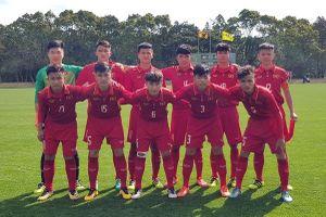 U16 Việt Nam hướng đến mục tiêu dự World Cup