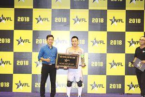 Nguyễn Văn Huy, người nhện của futsal Việt Nam