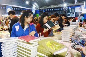 Hội sách Hải Châu 2018: Doang thu đạt 19 tỷ