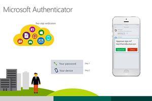 Microsoft Authenticator trên iOS thêm khả năng sao lưu và khôi phục tài khoản