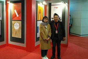 'Cha cõng con' đến Liên hoan phim Quốc tế Iran