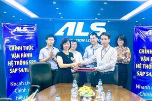 FPT cung cấp hệ thống quản trị nguồn lực doanh nghiệp cho công ty ALS