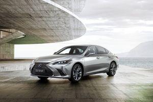 Lexus ES 2019 ra mắt tại Bắc Kinh