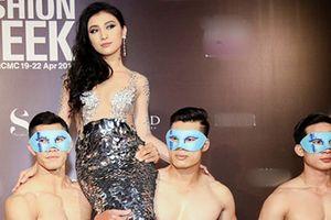 BTC phản hồi về việc 'làm lố' của dàn sao Việt tại Tuần lễ Thời trang