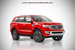 Ngắm Ford Everest 2018 với tính năng mới trước khi ra mắt vào 6/2018
