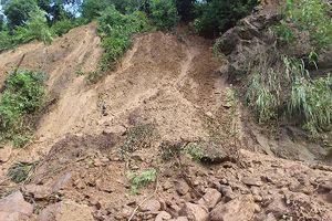 Sơn La: Sạt lở đất đá khiến 2 người thiệt mạng