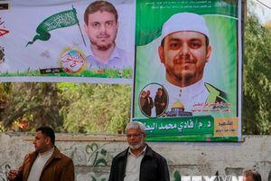 Thi thể của giáo sư Palestine al-Batsh được đưa về Dải Gaza