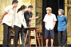 Liên hoan sân khấu kịch nói toàn quốc 2018: Mòn mỏi những bứt phá