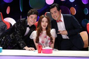 Minh Hằng tiết lộ cặp đôi được yêu thích của Giai Điệu Chung Đôi