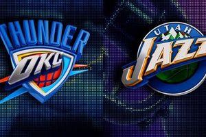 Oklahoma City Thunder – Utah Jazz (NBA Playoffs Game 6) – Hy vọng cuối của Thần sấm