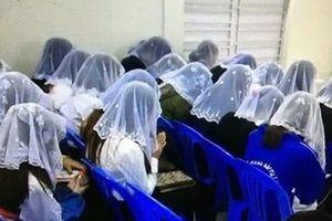 Tà đạo 'Hội thánh của Đức Chúa trời' đã xuất hiện tại Hà Tĩnh