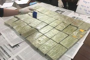 Vận chuyển 39 bánh heroin từ Sơn La về Hà Nội để mang lên Cao Bằng tiêu thụ