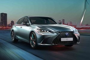 Chiêm ngưỡng vẻ đẹp tinh tế của Lexus ES thế hệ mới