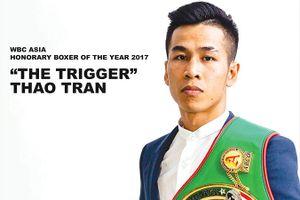 'Võ sỹ châu Á của năm': Vinh danh Trần Văn Thảo