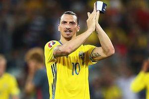 Ngôi sao Ibrahimovic không có cửa dự World Cup 2018