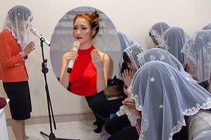 Hội Thánh Đức Chúa Trời 'phán' Hòa Minzy sắp có hạn lớn
